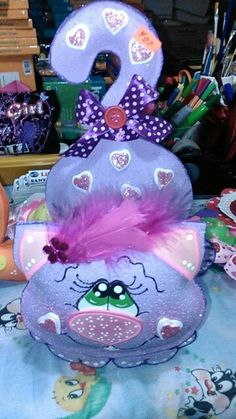 Eva Felt Crafts, Diy Crafts, Ideas Para, Baby Shower, Dolls, Christmas Ornaments, Holiday Decor, Pinterest Crafts, Crafts To Sell