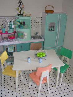 Barbie kitchen | Flickr - Photo Sharing!