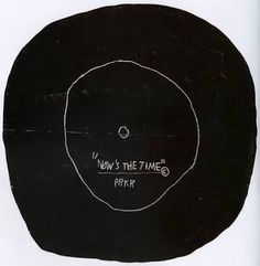 Basquiat. - Now's the Time (1985)