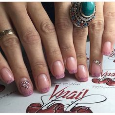 Christmas nails, Evening nails, Exquisite nails, Fall nail ideas, Fashion autumn nails, Hollywood french manicure, New Year nails 2017, Party nails