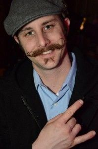Toques & 'Tails is delighted in having Bar Manager of Old Major, Ryan Conklin competing.