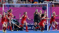 Great Britain's women won their first Olympic medal since 1992 - and only their second ever - with a 3-1 win over New Zealand in the bronze medal match.