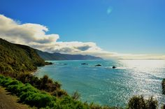New Zealand by train - South Island on the Coastal Pacific