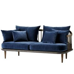 AndTradition   FLY LOUNGE Series   Fly Chair Fly Sofa Fly Sofa Design:  SPACE COPENHAGEN  The Fly Series By Space Copenhagen Is A Lounge Collection  Made Up ...