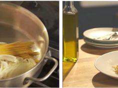 Potřebujete rychlou a vkusnou večeři? Pak si připravte tyto rychlé zeleninovo-sýrové špagety! Nejen že dokonale chutnají, ale i tak vypadají!