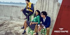 RED TAPE COLLECTION LOOK BOOK 2015 STYLED : SNOWER SANIA PHOTGRAPHER ; SHIVAGI STORM