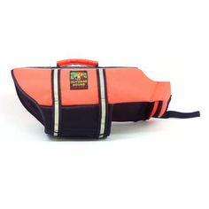 Kyjen Outward Hound Pet Saver Life Jacket, Medium, Orange - http://www.thepuppy.org/kyjen-outward-hound-pet-saver-life-jacket-medium-orange/