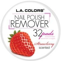 L.A. Colors Nail Polish Remover Pads | Consumer reviews.  Such a Wonderful product!!