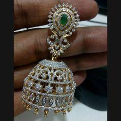 Diamond Jewelry, Crochet Earrings, Jewels, Bracelets, Beauty, Tops, Girls, Fashion, Diamond Jewellery