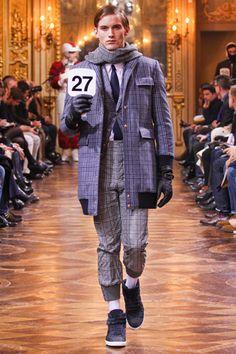 Moncler Gamme Bleu Fall 2012 Menswear
