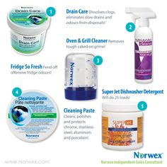 Norwex Facebook Party. Images for online sales events and marketing.