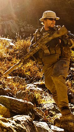 """Love a good war film and """"Lone Survivor"""" didn't disappoint. Such a great story."""