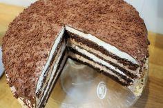 łatwy tort urodzinowy dla faceta Tiramisu, Ethnic Recipes, Cakes, Food, Cake Makers, Kuchen, Essen, Cake, Meals