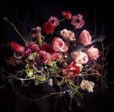 van huysum mixed bouquet in vase - Yahoo Image Search Results