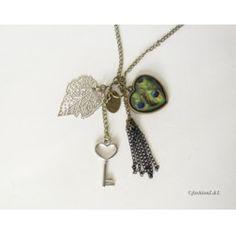 Odhaľte rebela v sebe s vintage náhrdelníkom :)