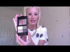 Fall Makeup Tutorial- Dark Lip, Neutral eye- This makes it easy!