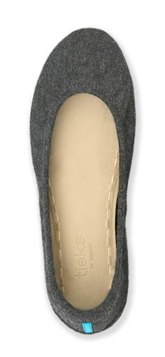 Timeless texture, classic color and modern design come together to create Greystone Tieks. Let them become your go-to pair, and add warmth and a unique style to any outfit.