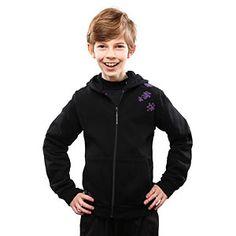 ThinkGeek :: Minecraft Enderman Youth Hoodie