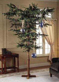 An Upside-Down Christmas Tree