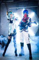 Vocaloid Project diva F - Kaito by *miyoaldy on deviantART