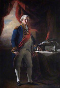Admiral Adam Duncan (1731–1804), 1st Viscount Duncan of Camperdown, 1798, by Henry Raeburn  Historic Scotland, Edinburgh