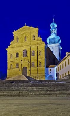 Maria Hilf Kirche - Amberg, Bavaria, Germany | by Harald Nachtmann http://www.harald-nachtmann.de