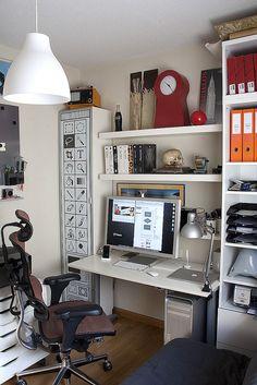 My Mac Setup November 2009 by 3tone, via Flickr