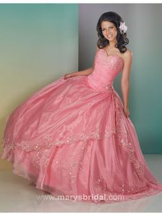 Pink Quinceanera Dresses, Pink Quinceanera Gowns - Mis Quince Mag#