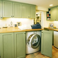 Mudrooms and laundry rooms do not need to be the spaces in the home where all style ends.