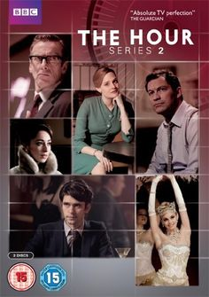 """The Hour - Series 2 (2012) created by Abi Morgan, starring Romola Garai, Dominic West and Ben Whishaw. """"A behind-the-scenes drama and espionage thriller in Cold War-era England that centres on a journalist, a producer, and an anchorman for an investigative news programme."""""""