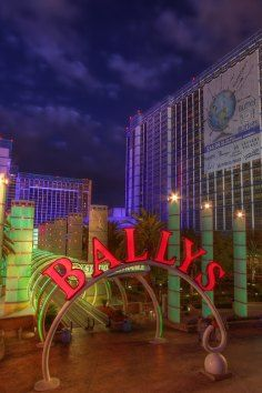 Ballys Las Vegas is where you can experience world-class amenities. Where we will be staying