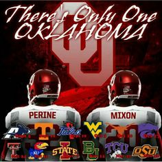 THERE'S ONLY ONE OKLAHOMA