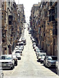 Valetta, Malta.