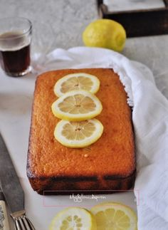 This Lemon Yogurt Loaf Cake tastes amazing with a nice cup of tea or coffee. You can serve it with some lemon curd to make it a delicious dessert as well. I have played with a few recipes before, b… Greek Yogurt Cake, Lemon Yogurt Cake, Lemon Loaf Cake, Lemon Desserts, Delicious Desserts, No Egg Cake, No Bake Cake, Cake Rusk Recipe, Lemon Olive Oil Cake