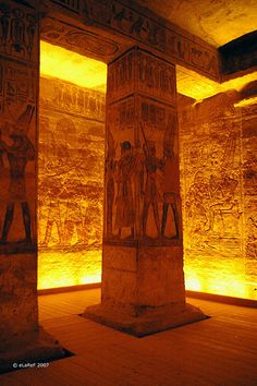 The Great Temple of Rameses II  Abu  Simbel