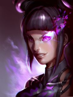 Juri Bust by JimboBox.deviantart.com on @deviantART