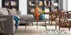 crate and barrel catalogue - Google Search