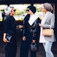 Muslim Fashion, Hijab Fashion, Women's Fashion, Turban Hijab, Head Scarf Styles, Hair Cover, Turban Style, My Life Style, Beautiful Hijab