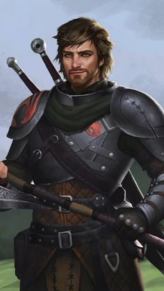 Character Portraits, Character Art, Character Design, Character Ideas, D D Characters, Fantasy Characters, Blood Hunter, Scale Mail, How To Train Your Dragon