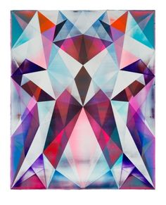 Shannon Finley Rhombus (Origami) 2013 Jessica...