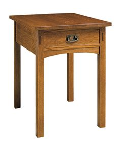 15 Best Arts Crafts End Table Images Quality Furniture Mission