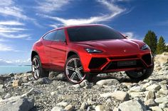 Visit The MACHINE Shop Café... ❤ Best of SUV @ MACHINE... ❤ (Lamborghini URUS Concept)