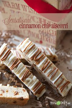 Sensational Cinnamon Chip Biscotti - Tried and Tasty
