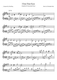 Anne Marie Alarm Download Pdf Piano Sheet Music Piano