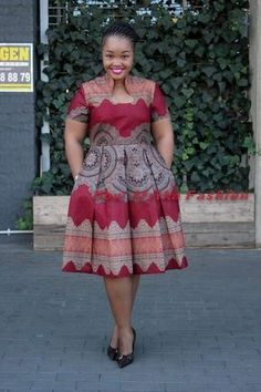 shweshwe dresses 2019 for black women – shweshwe dresses African Dresses For Kids, Latest African Fashion Dresses, African Dresses For Women, African Print Dresses, African Print Fashion, African Attire, Africa Fashion, Ankara Fashion, African Prints