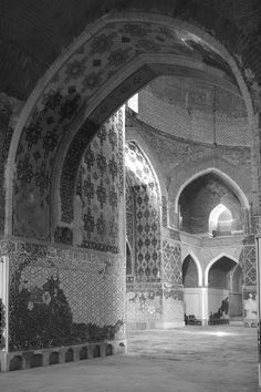 Tabriz, Blue Mosque, 1465, Iran
