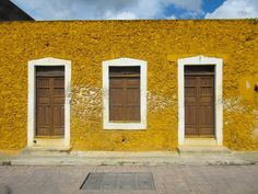 Exploring the Yellow-Painted Town of Izamal, #Mexico: A Travel Guide | brittanymthiessen.com