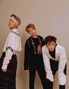 Jeno, Renjun and Mark