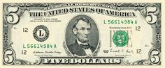 Fr Five Dollar Federal Reserve Note Series 1988 Superb Gem Old Coins, Rare Coins, 5 Dollar Bill, 100 Dollar, Federal Reserve Note, Silver Certificate, Valuable Coins, Coins Worth Money, Coin Worth