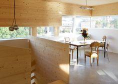 Daniel Fügenschuh adds a loft to 20th-century apartment block.